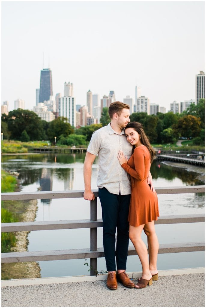 when to schedule engagement photos
