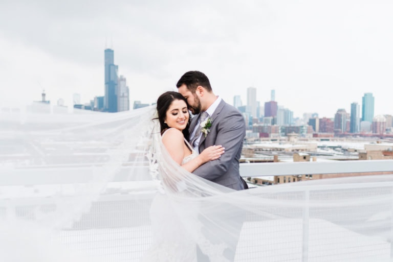 Wedding Editorial: The Stockhouse Chicago
