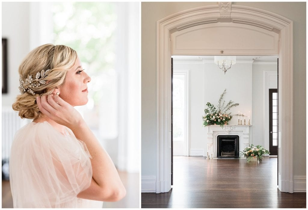 the covenant at murray mansion wedding editorial